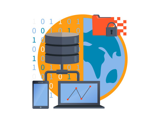 Guardar los datos en un sitio seguro es importante